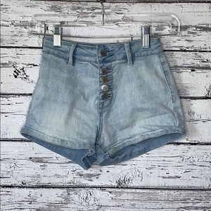 🔥2 for $10🔥 Kendall & Kylie Denim Shorts